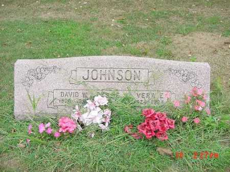 JOHNSON, BESSIE S. MONUMENT - Carroll County, Ohio | BESSIE S. MONUMENT JOHNSON - Ohio Gravestone Photos