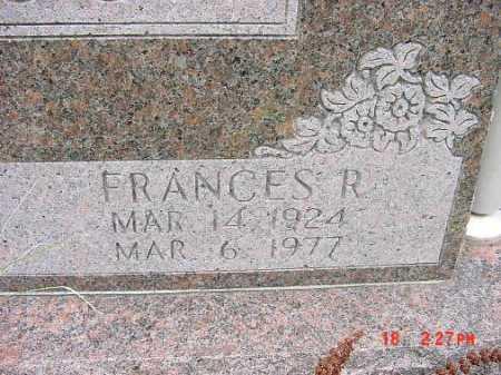 JOHNSON, FRANCES R. - Carroll County, Ohio | FRANCES R. JOHNSON - Ohio Gravestone Photos
