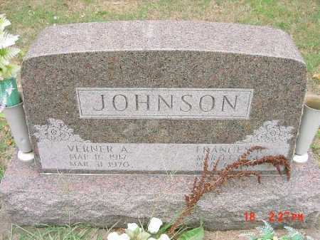 JOHNSON, MONUMENT - Carroll County, Ohio | MONUMENT JOHNSON - Ohio Gravestone Photos