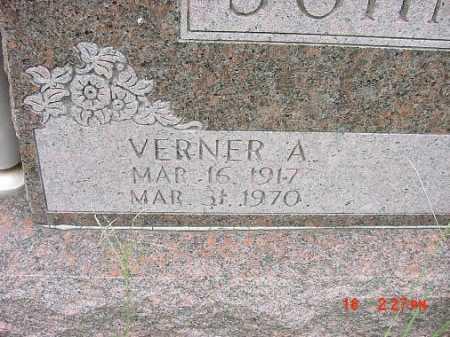 JOHNSON, VERNER A. - Carroll County, Ohio   VERNER A. JOHNSON - Ohio Gravestone Photos