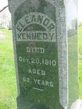 COX KENNEDY, ELEANOR - Carroll County, Ohio   ELEANOR COX KENNEDY - Ohio Gravestone Photos