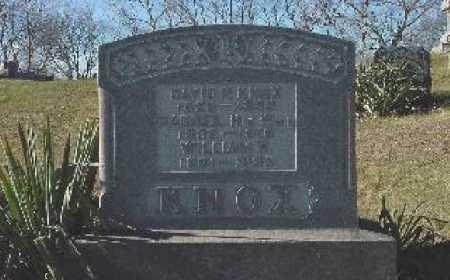 KNOX, WILLIAM - Carroll County, Ohio | WILLIAM KNOX - Ohio Gravestone Photos