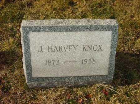 KNOX, J. HARVEY - Carroll County, Ohio | J. HARVEY KNOX - Ohio Gravestone Photos
