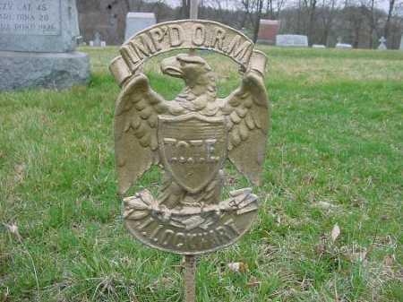 LOCKHART, J. - Carroll County, Ohio | J. LOCKHART - Ohio Gravestone Photos