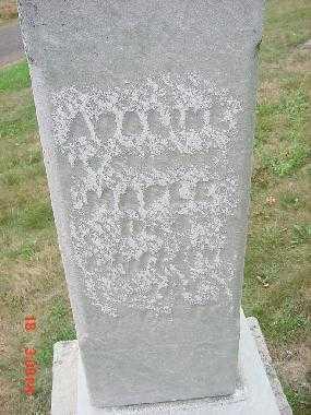 MAPLE, ADALINE - Carroll County, Ohio   ADALINE MAPLE - Ohio Gravestone Photos
