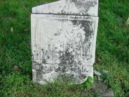 MCBANE, UNKNOWN - Carroll County, Ohio | UNKNOWN MCBANE - Ohio Gravestone Photos