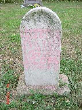 MCCLANE, MARTHA - Carroll County, Ohio   MARTHA MCCLANE - Ohio Gravestone Photos