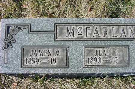 MCFARLANE, JAMES M. - Carroll County, Ohio | JAMES M. MCFARLANE - Ohio Gravestone Photos
