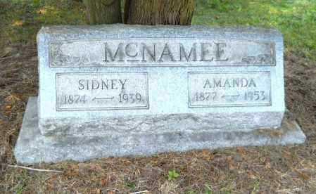 MCNAMEE, SIDNEY - Carroll County, Ohio | SIDNEY MCNAMEE - Ohio Gravestone Photos