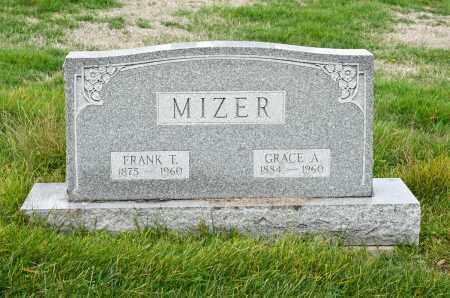 SHOOK MIZER, GRACE A. - Carroll County, Ohio | GRACE A. SHOOK MIZER - Ohio Gravestone Photos