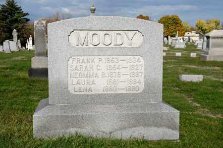 MOODY, LENA - Carroll County, Ohio | LENA MOODY - Ohio Gravestone Photos