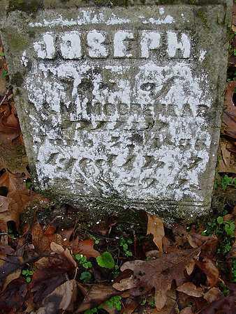 MOOREHEAD, JOSEPH - Carroll County, Ohio   JOSEPH MOOREHEAD - Ohio Gravestone Photos