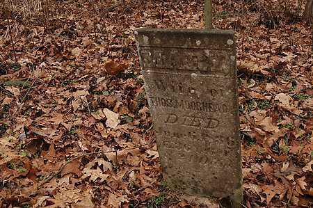 MOOREHEAD, MARY [VIEW 2] - Carroll County, Ohio   MARY [VIEW 2] MOOREHEAD - Ohio Gravestone Photos