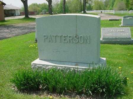 PATTERSON, MONUMENT - Carroll County, Ohio   MONUMENT PATTERSON - Ohio Gravestone Photos