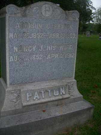 PATTON, NANCY J - Carroll County, Ohio | NANCY J PATTON - Ohio Gravestone Photos