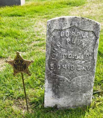 PLUNKET, JOHN - Carroll County, Ohio   JOHN PLUNKET - Ohio Gravestone Photos