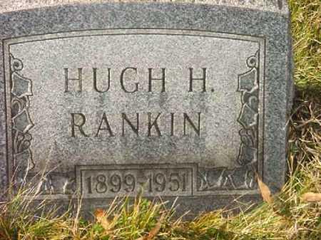 RANKIN, HUGH - Carroll County, Ohio | HUGH RANKIN - Ohio Gravestone Photos