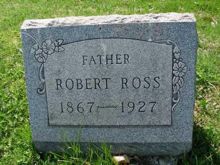 ROSS, ROBERT - Carroll County, Ohio   ROBERT ROSS - Ohio Gravestone Photos