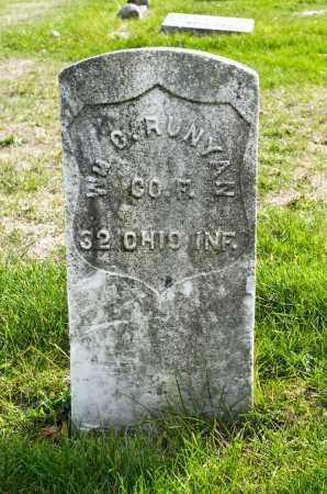 RUNYAN, WILLIAM C. - Carroll County, Ohio | WILLIAM C. RUNYAN - Ohio Gravestone Photos