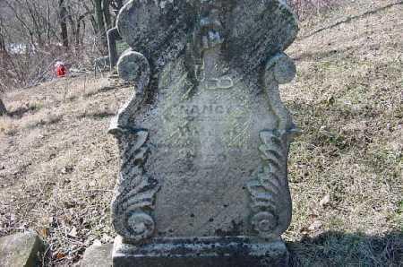SEETON, NANCY - Carroll County, Ohio | NANCY SEETON - Ohio Gravestone Photos