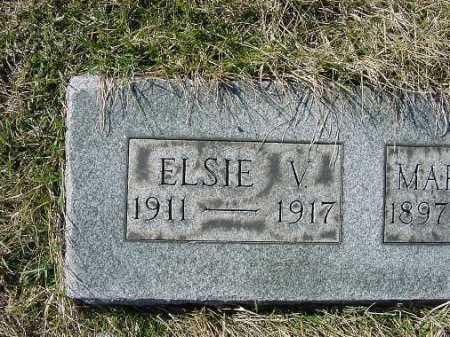 SHEPHERD, ELSIE - Carroll County, Ohio | ELSIE SHEPHERD - Ohio Gravestone Photos