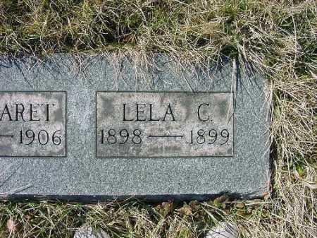 SHEPHERD, LELA C. - Carroll County, Ohio   LELA C. SHEPHERD - Ohio Gravestone Photos