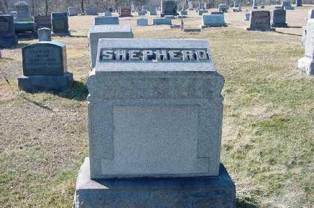 SHEPHERD, MONUMENT - Carroll County, Ohio   MONUMENT SHEPHERD - Ohio Gravestone Photos