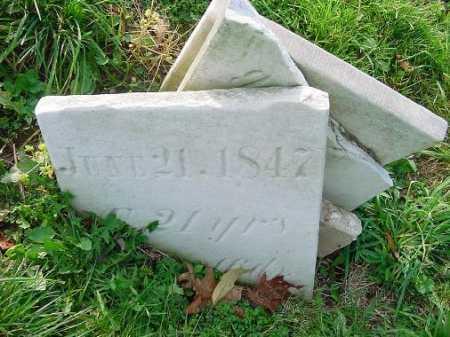 SMITH, VINCENT - VIEW 2 - Carroll County, Ohio | VINCENT - VIEW 2 SMITH - Ohio Gravestone Photos
