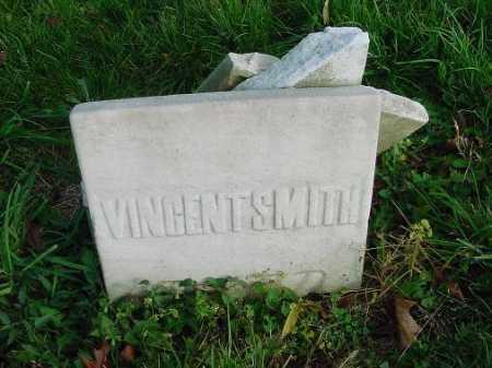 SMITH, VINCENT - VIEW 1 - Carroll County, Ohio | VINCENT - VIEW 1 SMITH - Ohio Gravestone Photos