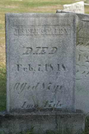 STALEY, JOSEPH - Carroll County, Ohio | JOSEPH STALEY - Ohio Gravestone Photos