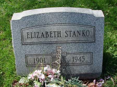 MADER STANKO, ELIZABETH - Carroll County, Ohio | ELIZABETH MADER STANKO - Ohio Gravestone Photos