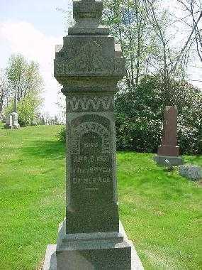 STEWART, MONUMENT - Carroll County, Ohio | MONUMENT STEWART - Ohio Gravestone Photos