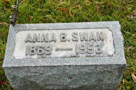 FERRELL SWAN, ANNA BELLE - Carroll County, Ohio | ANNA BELLE FERRELL SWAN - Ohio Gravestone Photos
