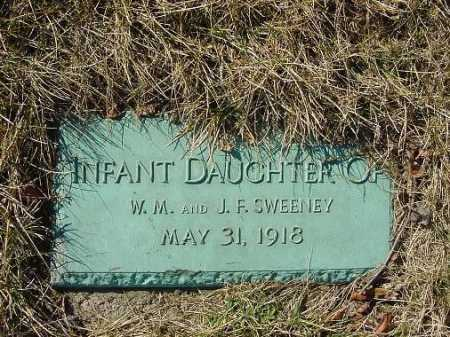 SWEENEY, INFANT DAU. - Carroll County, Ohio | INFANT DAU. SWEENEY - Ohio Gravestone Photos