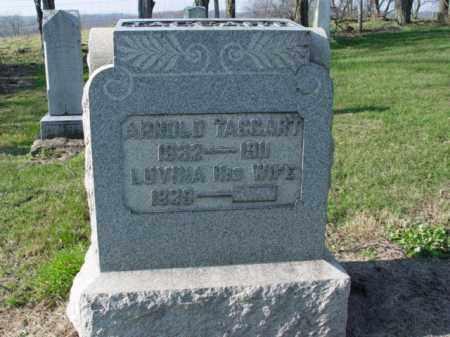 TAGGART, ARNOLD - Carroll County, Ohio | ARNOLD TAGGART - Ohio Gravestone Photos
