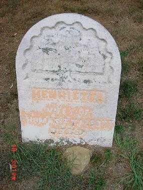 ALLEN TALBOTT, HARRIETT A. - Carroll County, Ohio | HARRIETT A. ALLEN TALBOTT - Ohio Gravestone Photos