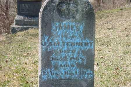 TENNENT, JAMES - Carroll County, Ohio | JAMES TENNENT - Ohio Gravestone Photos