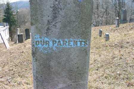 THOMAS, OUR PARENTS - Carroll County, Ohio | OUR PARENTS THOMAS - Ohio Gravestone Photos