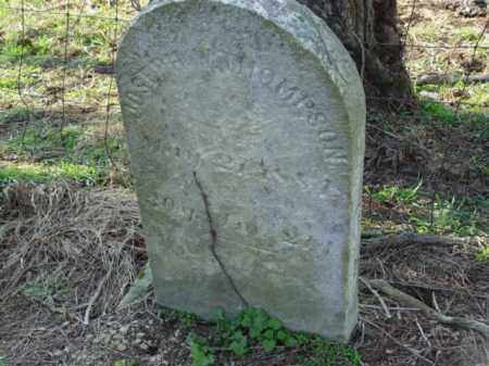 THOMPSON, JOSEPH - Carroll County, Ohio | JOSEPH THOMPSON - Ohio Gravestone Photos