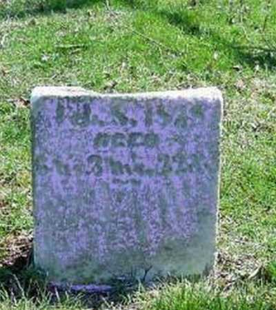 UNKNOWN, UNKNOWN - Carroll County, Ohio | UNKNOWN UNKNOWN - Ohio Gravestone Photos