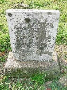 UNKNOWN, UNKNOWN #3 - Carroll County, Ohio | UNKNOWN #3 UNKNOWN - Ohio Gravestone Photos