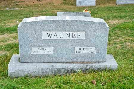 WAGNER, HARRY S. - Carroll County, Ohio | HARRY S. WAGNER - Ohio Gravestone Photos