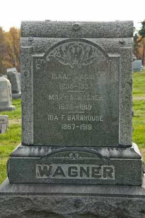 WAGNER, MARY ANN - Carroll County, Ohio | MARY ANN WAGNER - Ohio Gravestone Photos