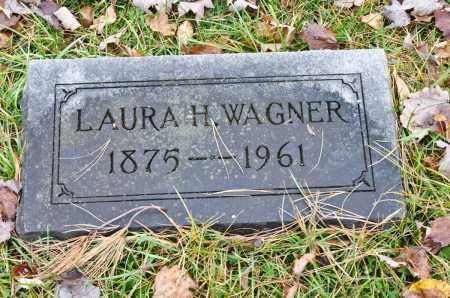 WAGNER, LAURA H. - Carroll County, Ohio | LAURA H. WAGNER - Ohio Gravestone Photos