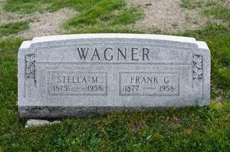 WAGNER, STELLA M. - Carroll County, Ohio | STELLA M. WAGNER - Ohio Gravestone Photos