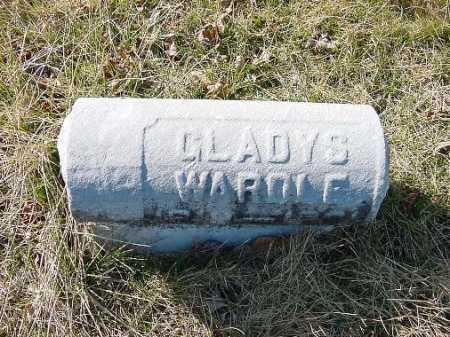 WARDLE, GLADYS - Carroll County, Ohio | GLADYS WARDLE - Ohio Gravestone Photos