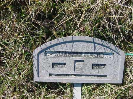 WILSON, NANCY - Carroll County, Ohio | NANCY WILSON - Ohio Gravestone Photos