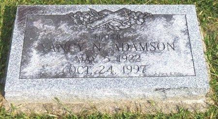 ADAMSON, YANCY NORM - Champaign County, Ohio | YANCY NORM ADAMSON - Ohio Gravestone Photos