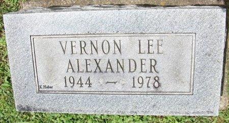 ALEXANDER, JR, VERNON LEE - Champaign County, Ohio | VERNON LEE ALEXANDER, JR - Ohio Gravestone Photos