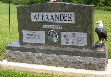 ALEXANDER, MINNIE KAY - Champaign County, Ohio | MINNIE KAY ALEXANDER - Ohio Gravestone Photos